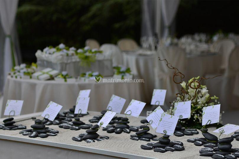 Zen Wedding Theme