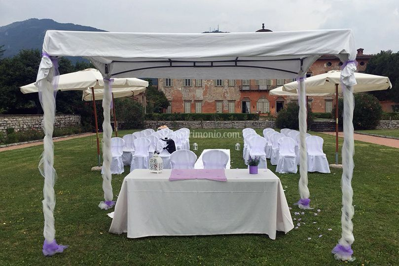 Lavanda Wedding Theme