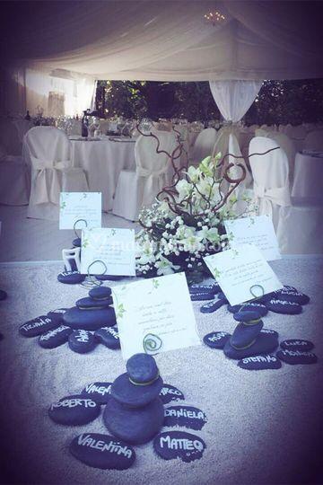 Matrimonio Tema Zen : Verdemela design