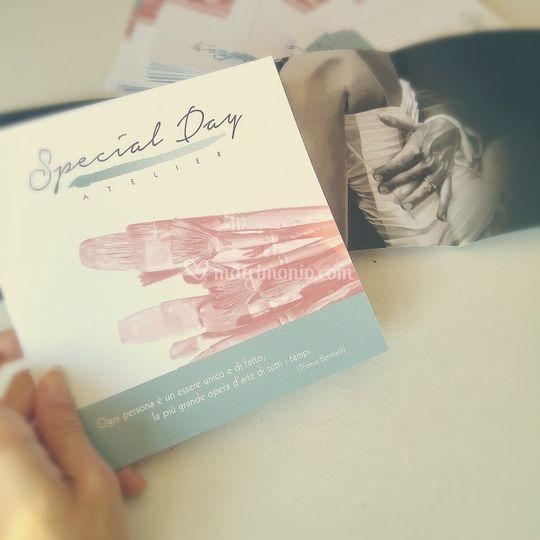 Brochure stampata