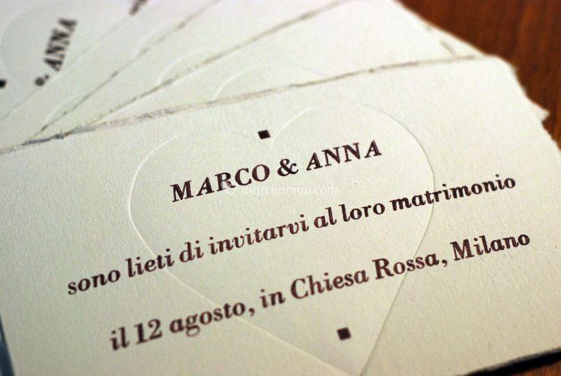Partecipazioni Matrimonio A 0 50 Centesimi.Type