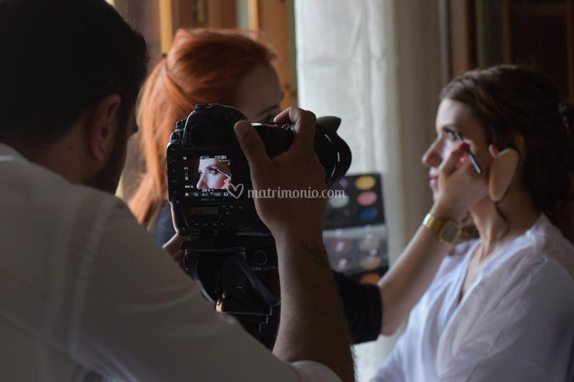 Valentina Mordà Makeup Artist