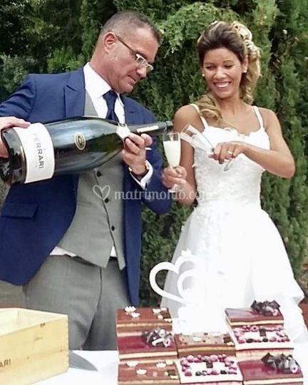 Matrimonio di Paolo e Lucia