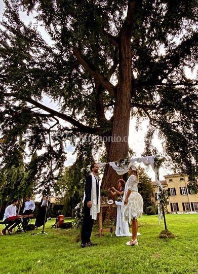 Real wedding @ Villa Sigurtà