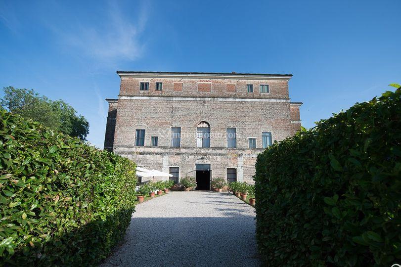 Villa Da Porto Casarotto
