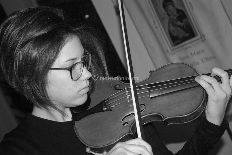 Ida, violino