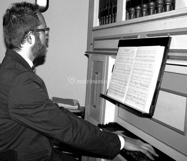 Massimo, organo