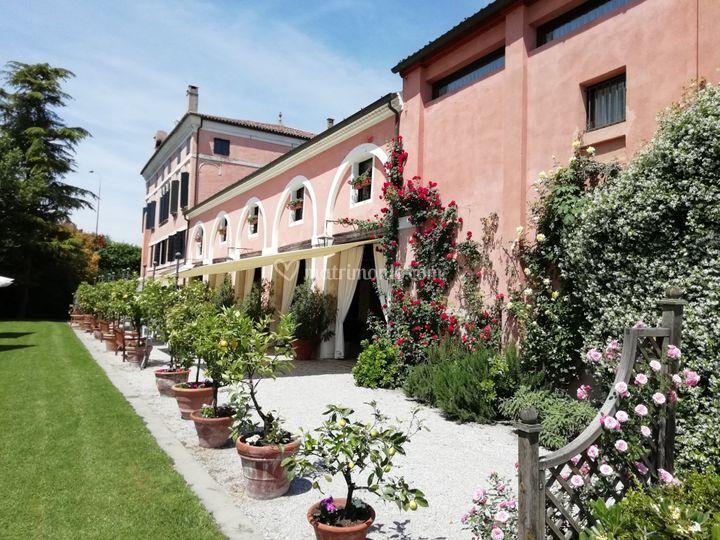 La Villa e la Barchessa