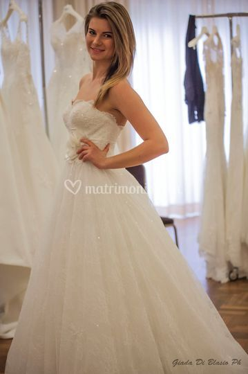 Martyna sposa