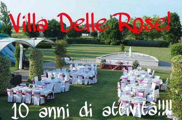 Villa Delle Rose Vicenza Matrimonio