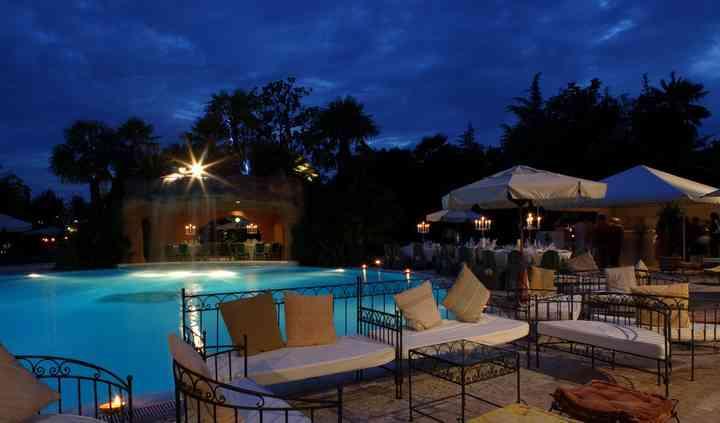 Relais Villa Fiorita - piscina