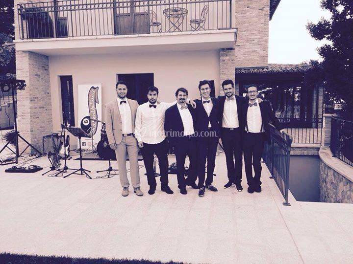 Shaken Up Band
