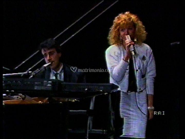 2° al Festival Piano Bar 1987