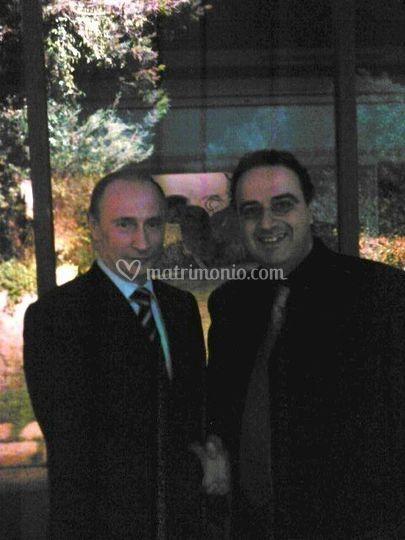 Danilo e V.Putin
