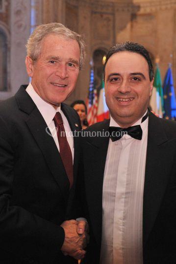 Danilo e G. Bush