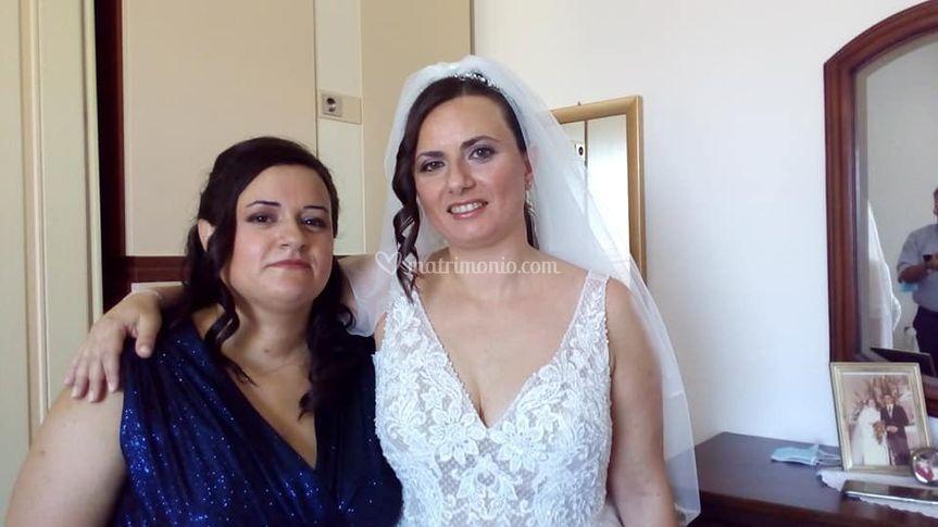 Make-up sposa, invitati