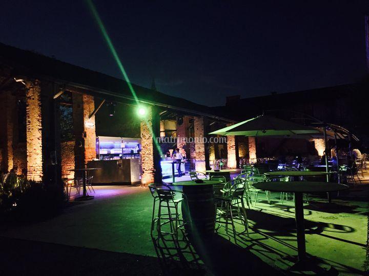 Il bar, aperto d estate
