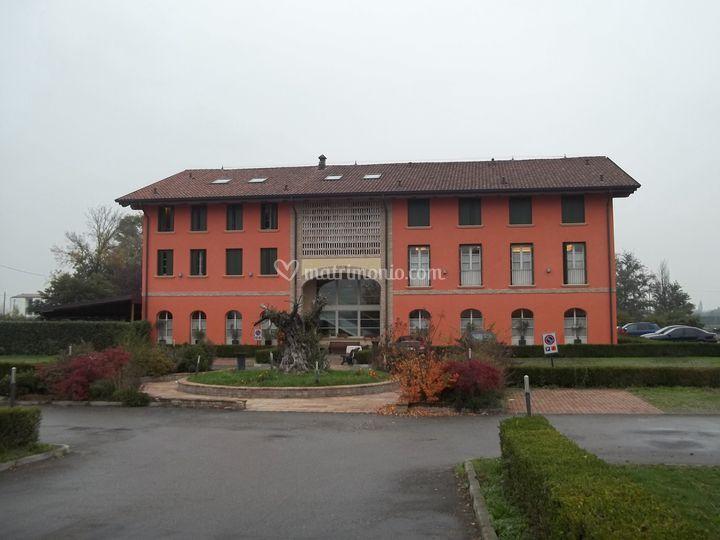 Ristorante albergo villa cupido for Piani casa colonica