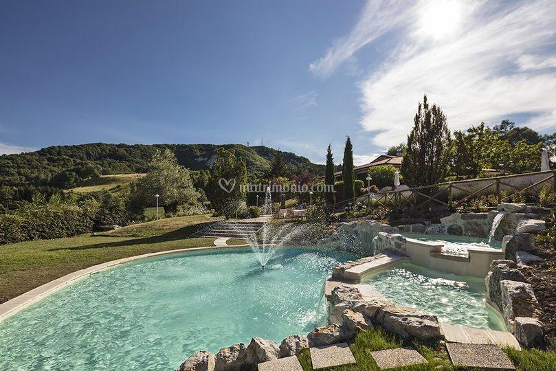 Villa san marco restaurant - Piscina san marco ...