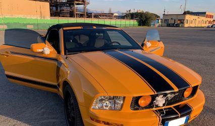 Mustang Rent4wedding
