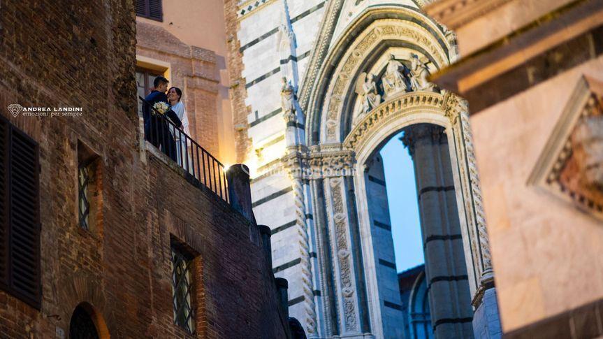Siena - matrimonio 2021