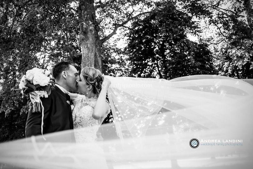 Velo sposa - Parco Ducale