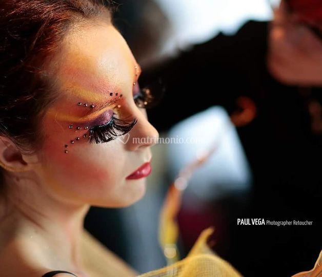 Teodora Cioanca Makeup artist