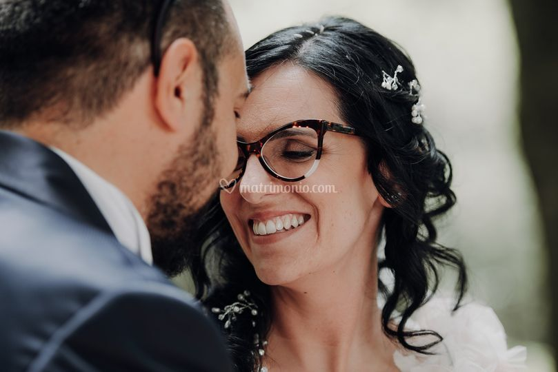 Mirco e Silvia sposi ad Arezzo