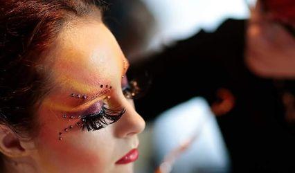Teodora Cioanca Makeup artist 1