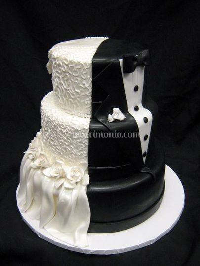 Unconventional cake