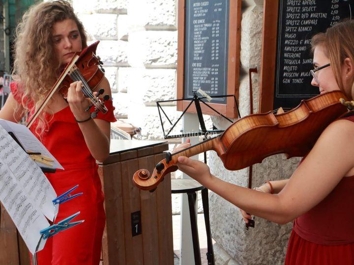 Amaryllis Violin & Viola Duo