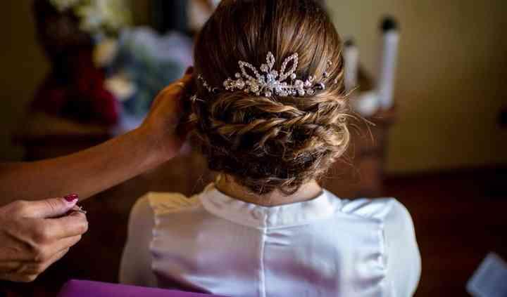 Gioconda Wedding Hair