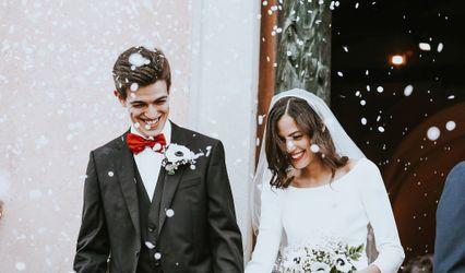 Le nozze di Larissa e Andrea