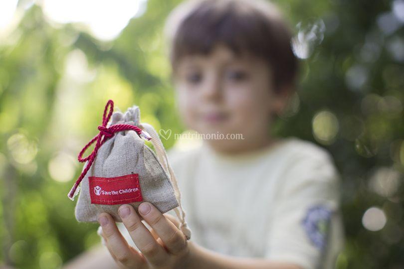 Sacchetto porta-confetti