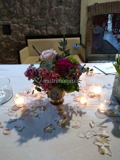 I fiori di per il matrimonio
