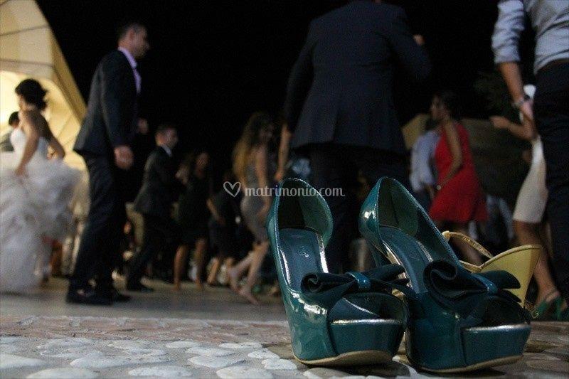 Via le scarpe... si balla!