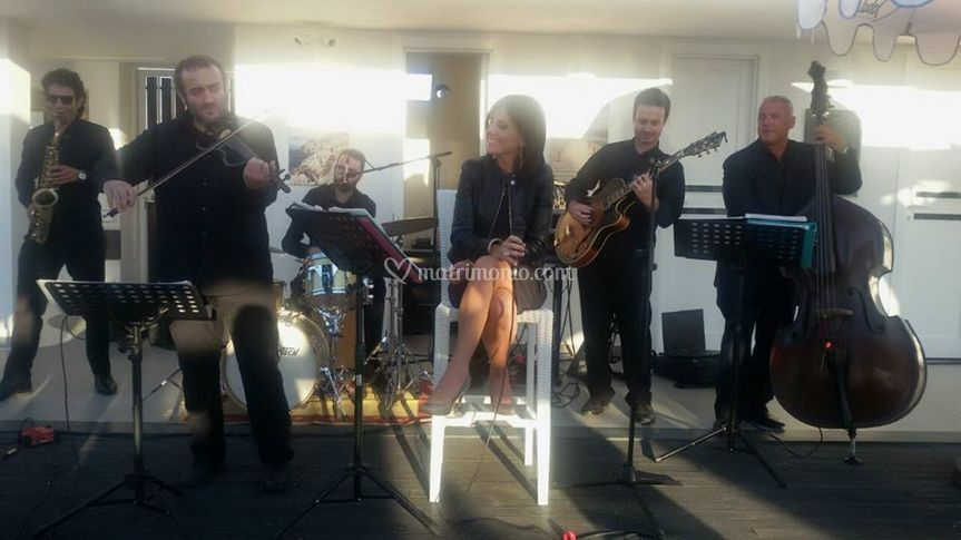 Quintetto Moderno e Sax