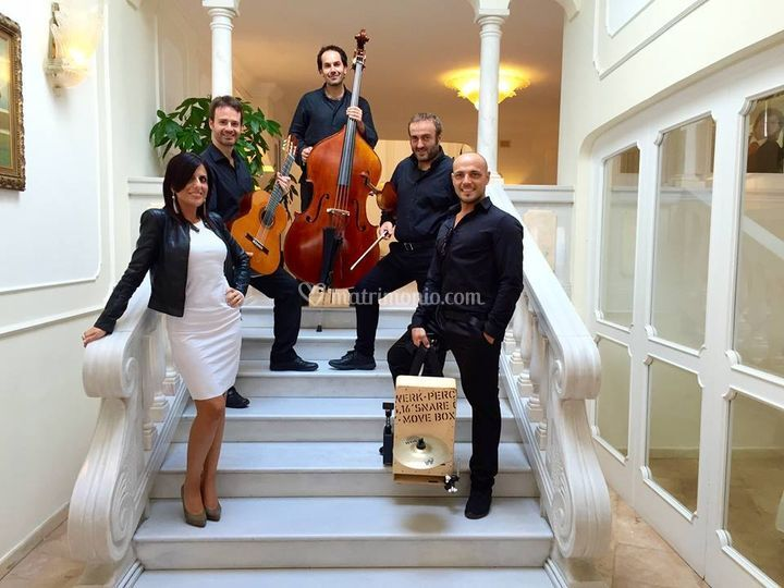 Intrat Quintet