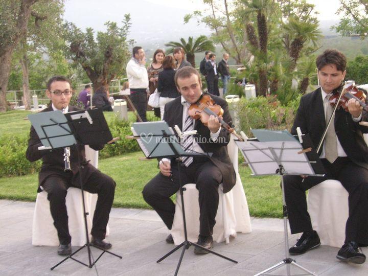 Archi e Oboe