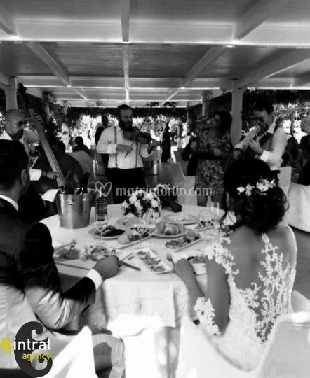 Wedding music intrat agency