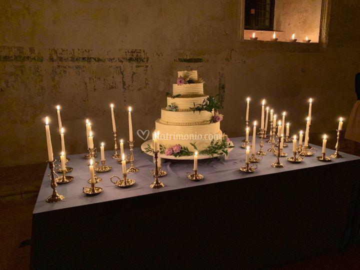 Torta Wedding