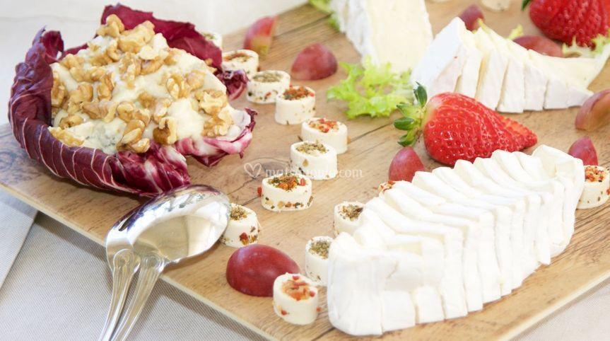 Gran buffet antipasti