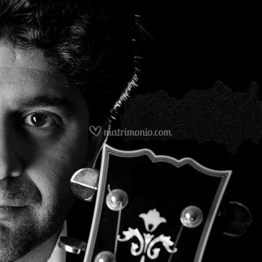Roberto e la sua chitarra