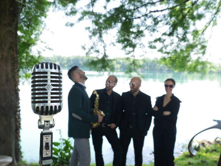 Victor swing band