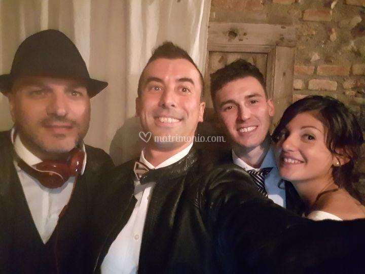 Evviva gli sposi!Giulia & Luca