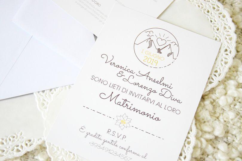 Matrimonio minimal montagna