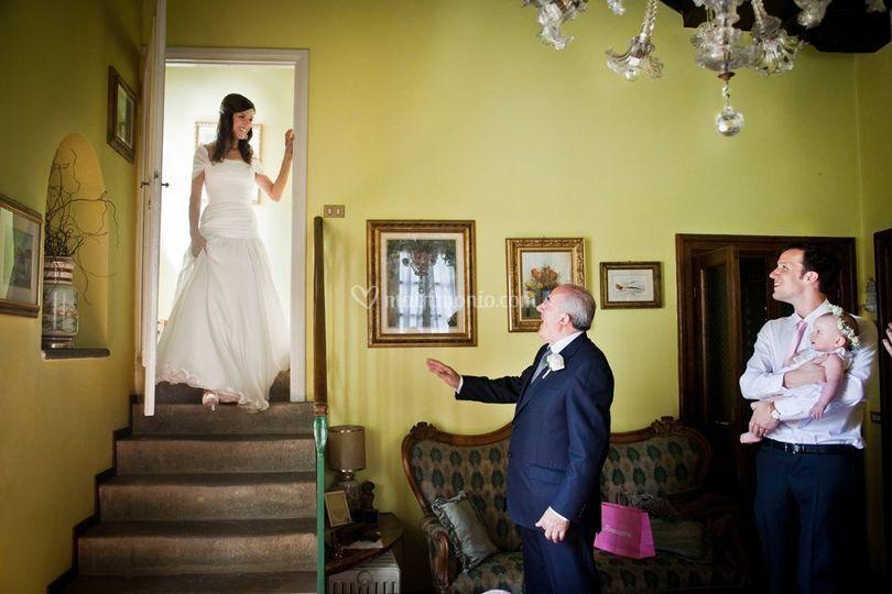 Ecco la sposa!