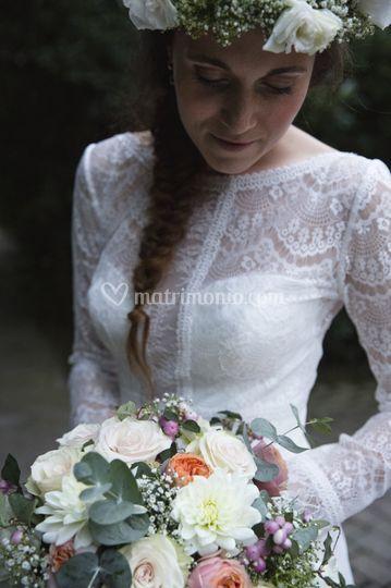 Sposa incantevole