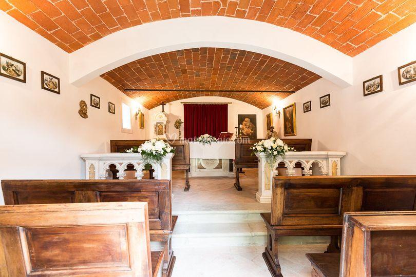 La Cappella Consacrata