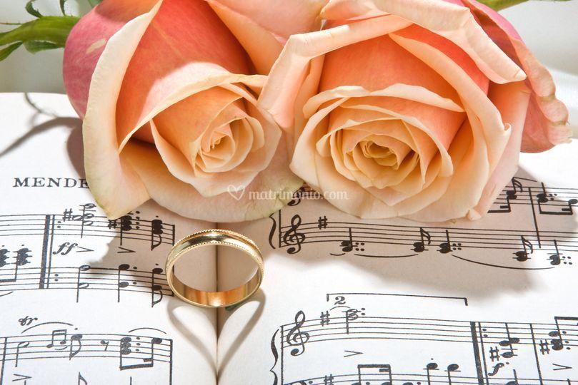 Le note del matrimonio